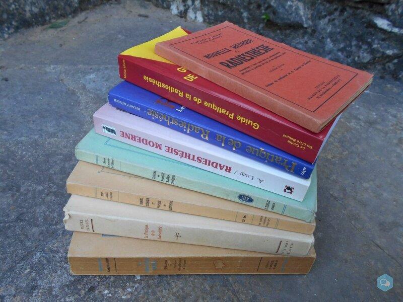 Lot : 8 livres sur la Radiesthésie 6