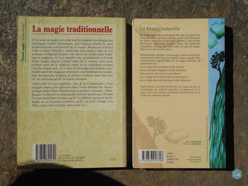 Magie traditionnelle et magie naturelle 2