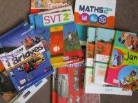 manuels scolaires Lapicque / C. Gellée / PM France 1