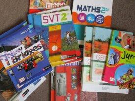 manuels scolaires Lapicque / C. Gellée / PM France