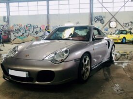 Vends 996 Turbo
