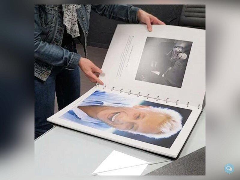 Livre Collector rare exceptionnel Johnny Hallyday 3