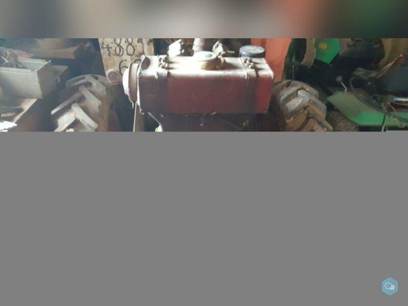 Tracteur Reymond type 612 3