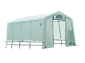 Shelterlogic 10x20x8 green house brand new in box