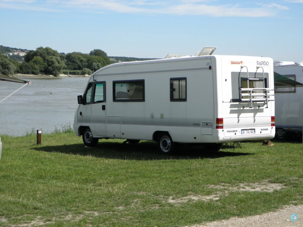 Rapido 970 chassis Boxer Peugeot 2