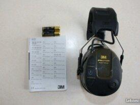 Vends casque anti-bruit peltor protac III shooter
