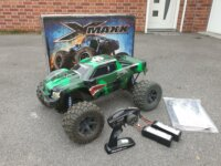 X-maxx 6S carro perso + Lipo 8600mah x2 1