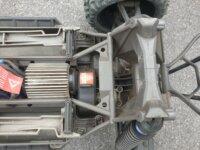 X-maxx 6S carro perso + Lipo 8600mah x2 5