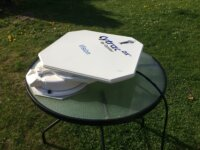 Antenne Sat auto Oyster Cytrac 1