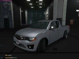 Mitsubishi Triton L200 - Work Ute