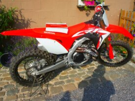 Honda 450 crf neuve reprise possible
