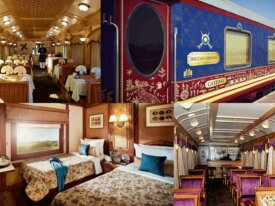 Luxury Trains in India | Luxury Train Travel