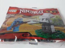 LEGO Ninjago 30082 : Entrainement de Jay Polybag