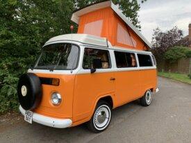 £23995 Iconic Aircooled VW Danbury Rio  Spaceroof