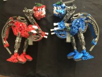 Lot bionicle 2