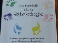 vends livre REFLEXOLOGIE 1