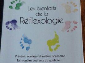 vends livre REFLEXOLOGIE