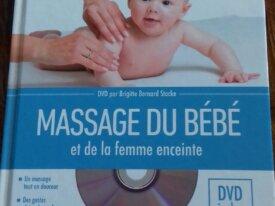 Vends livres massages