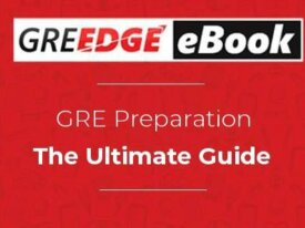 How to prepare for GRE effectively ?