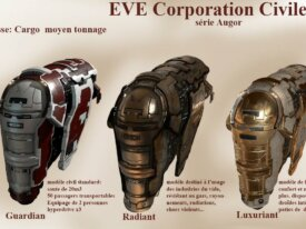 Eve civil corporation