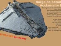 Barge Acclamator II 1
