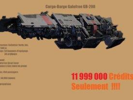 Cargo Gallofree GR200