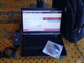 VCI Actia (clone) + PC portable