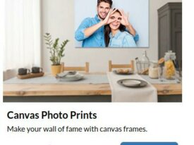 BEST CUSTOM CANVAS PHOTO PRINTS ONLINE