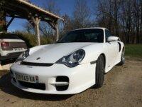 Porsche 996 4s 1