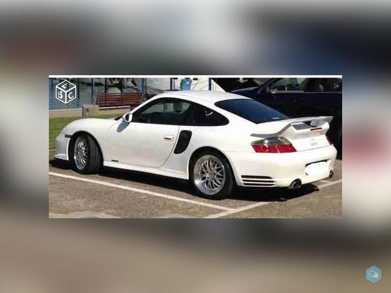 Porsche 996 4s 4