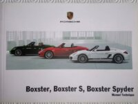 Notice Boxster / spider 987 phase 2 1