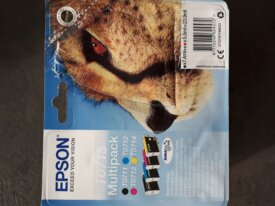cartouches imprimantes EPSON T0715