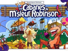 Les cabanes de M'sieur Robinson (n°132)