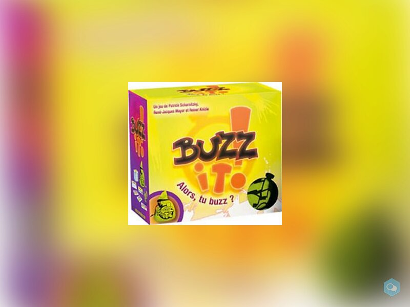 Buzz it (n°244 et 414) 1