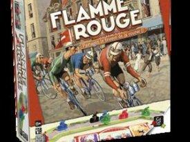 Flamme rouge (n°1267)