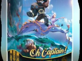 Oh Capitaine ! (n°1202)