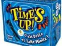 Time's up bleu (n°473) 1