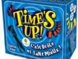 Time's up bleu (n°473)