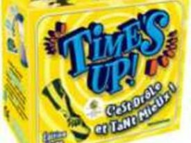 Time's up jaune (n°218)