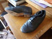 Chaussures Danse de caractère garçon 1