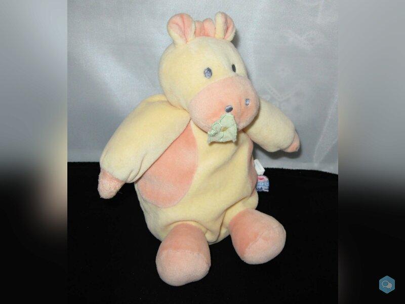 hippopotame doudou de compagnie 1