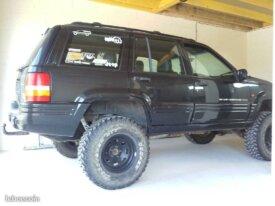 Grand cherokee ZJ V8 5.9L prépa OFFROAD