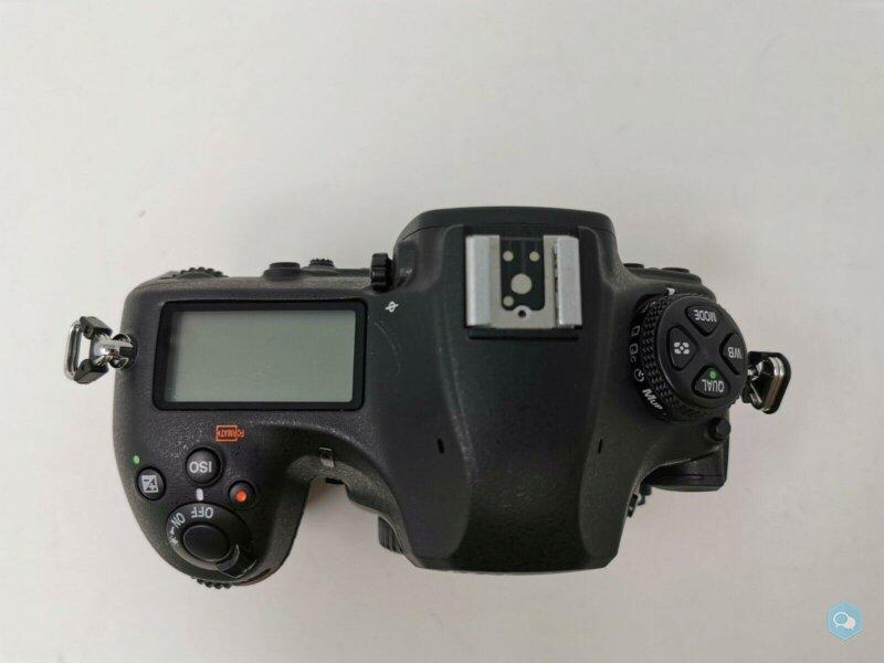 Nikon D850 dslr 45.7MP Camera body 3