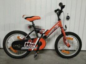 Vélo Enfant DIAMOND K16 Noir/Orange