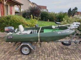 Bateau de pêche CAP 370 tout équipé