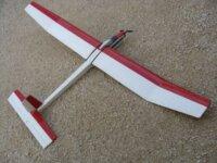 Planeur Graupner AMIGO II modifié 2