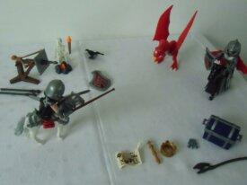 Playmobils-Chevaliers-4160- Cal. de l'avent ...