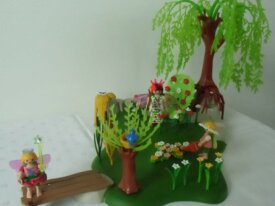 Playmobils - Fééries - Jardin des fées - 4199