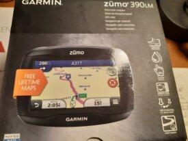 Vend GPS Garmin Zümo 390LM