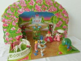 Playmobils-Princesse - Cal. de l'avent - 4154